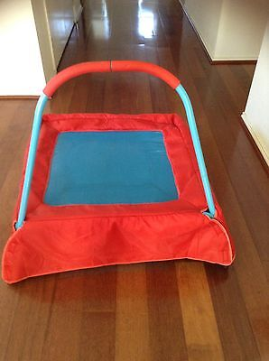 Kids Trampoline With Safety Handle
