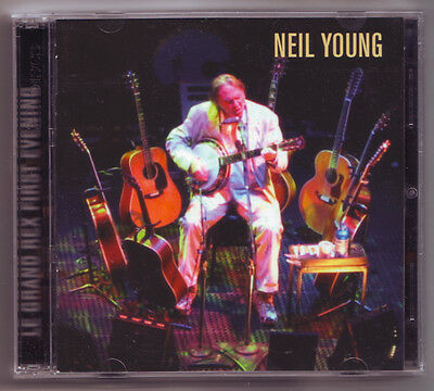 Neil Young - Le Grand Rex First Evening - Crystal Cat