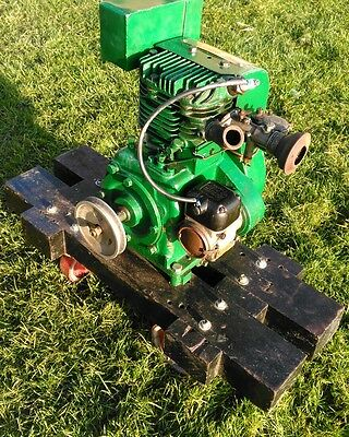 lister ABL50 stationary engine