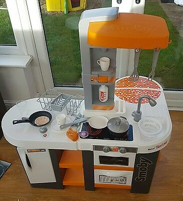 Smoby Tefal Play Pretend Studio Kitchen Xl 4 Months Old Ng17 Sutton Boys Girls