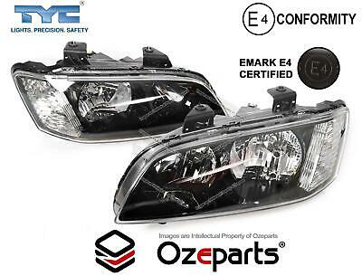 Pair LH+RH Head Light (OMEGA BERLINA SS SV6) For Holden VE Commodore 2006~2010