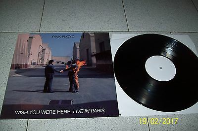 Pink Floyd  Wish You Were Here Live In Paris, 1977 /lp 33