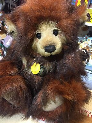 RULA Charlie Bears, 2012 Collection BNWT - Now Retired, Last of Stocks