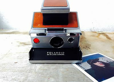 polaroid sx 70  +ND glass filter for 600 films!