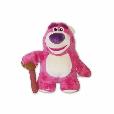 "Disney Pixar Toy Story Lotso 8"" Plush - Posh Paws - suitable from birth"