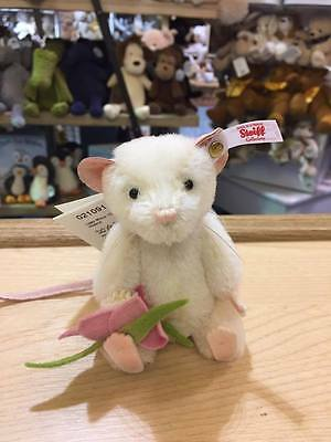 STEIFF LIZZY MOUSE Brand New 2017 Collection, L/E 1500 Pieces EAN 021091