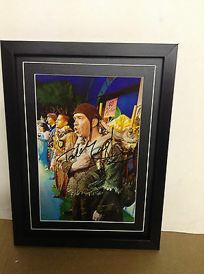 Todd Carty (Spamalot) Genuine Hand signed Photograph & COA