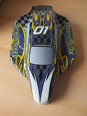 Ansmann Racing Extreme series 3 Buggy body shell 1/8. 242000003