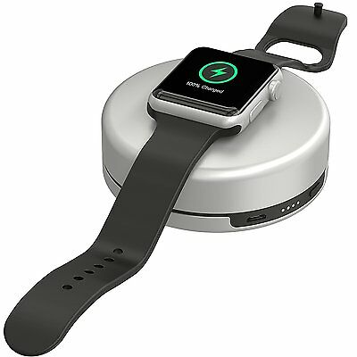 Nomad Pod for Apple Watch - Silver-Brand New and Sealed-UK Seller
