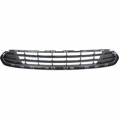 New 2010 2012 Bumper Grille Front For Ford Fusion Fo1036127