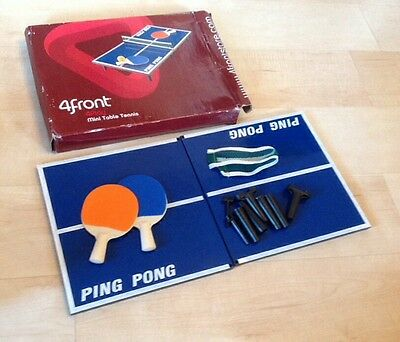 Mini Table Tennis Set - Just Missing A Ball - Ping Pong