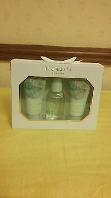 Ted Baker Gift Set Brand New and Sealed