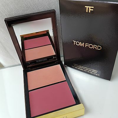 BNIB Spring17 Tom Ford Cheeks Shade And Illuminate 02 SUBLIMATE
