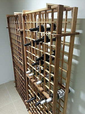 Wine Rack / Storage – 119 Bottles (Two Available)