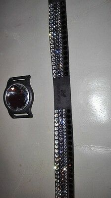 Swarovski Activity Tracking Bracelet Boxed -  Tracker FAULTY but included.