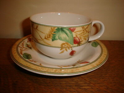 """Royal Doulton """"Edenfield"""" Cup and Saucer"""