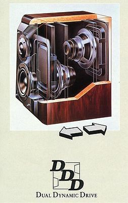 Collection Only Technics SB-M300 Main / Stereo Speakers