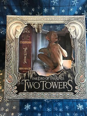 The Lord Of The Rings - The Two Towers - Collector's Dvd Gift Set -