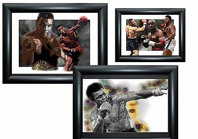 the world of boxing   art  business