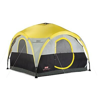 Coleman All Day 2-For-1 Dome 4 Person Tent