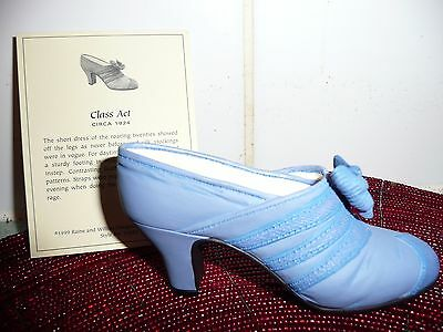 Just  The  Right  Shoe  By  Raine  'class  Act'