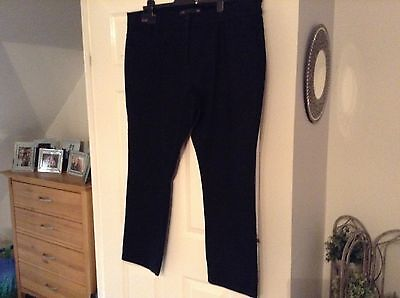 Bnwt ladies black jeans size 24 from next