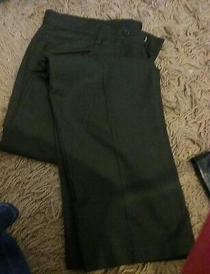 Mens black dress trousers Next Tailored fit