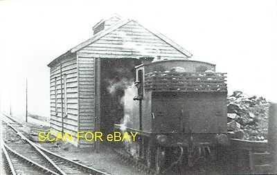 Railway Photo Seaton (Old) Engine Shed (LSWR)