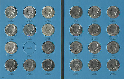 1964 - 2011 D&P, 2012P  Kennedy Half Dollar Set ONLY MISSING 1970 D - 0 S/H !!!