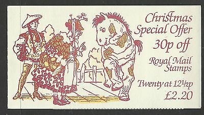 GB 1983 Christmas Booklet