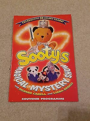 Sooty's Magical Mystery Show - London Theatre Brochure 1998