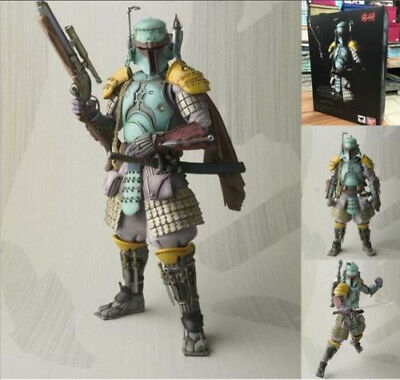 Star Wars Ronin Samurai Boba Fett Movie Realization PVC Action Figure Toy Gift