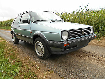 Volkswagen Golf II - essence - automatique - 1800 cc - 57000 km