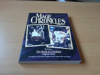 Mage: The Ascension Mage Chronicles Volume 1 The Book of Chantries Digital Web