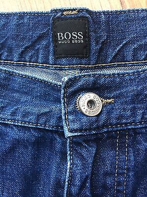 Genuine & Stylish Hugo Boss Men's Jeans Size 34/31