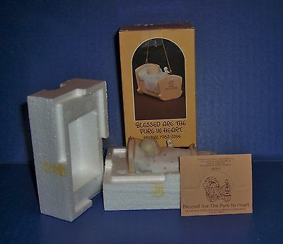 Precious Moments  Baby's First Christmas   1983  MIB