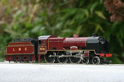 HORNBY R357,DUKE of Sutherland 5541, BRITISH BUILT,SERVICED AND TESTED VGC