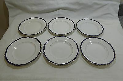 Booths Small Side Plates x6