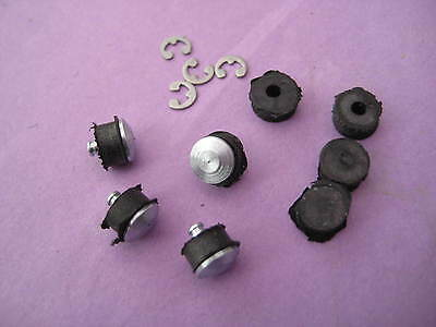 Winslow ligature parts  -  grommets and rubber washers