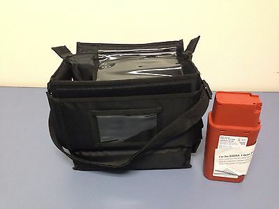 Medical Transport Bag Pack With 1 Quart Transportable Container