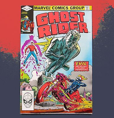 Ghost Rider  Vol.1 No.71 August 1982 Marvel Comics