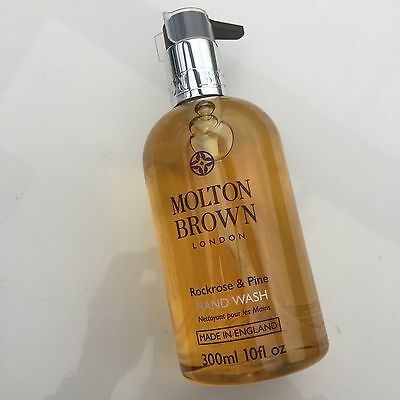 Molton Brown Rock rose And Pine Hand Wash - 300ml (New)