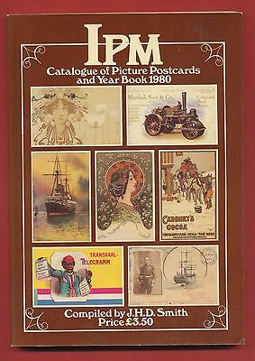 Ipm Catalogue Of Picture Postcards 1980