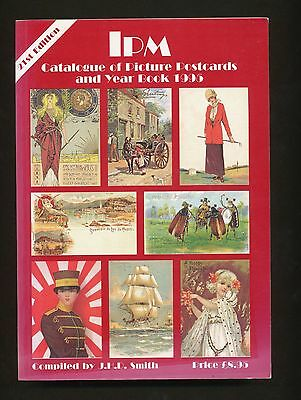 Ipm Catalogue Of Picture Postcards 1995