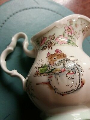 Royal Doulton Bramley Hedge tea service jug