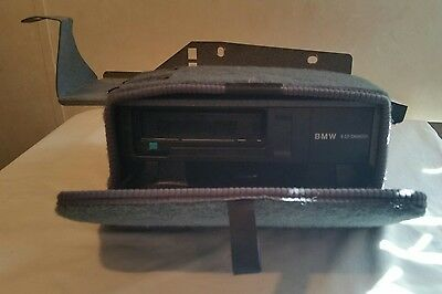 BMW 6 DISC CD CHANGER ~ PLAYER ~ BRACKET ~ COVER ~  E36 318 323is 328i 328is M3
