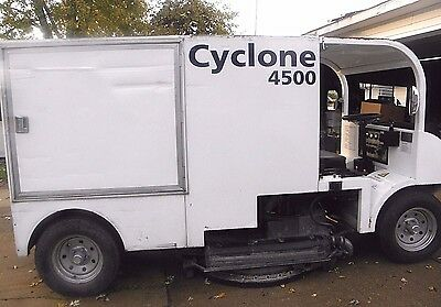 Nilfisk Advance Cyclone 4500 Rider Pressure Washer Surface Cleaner