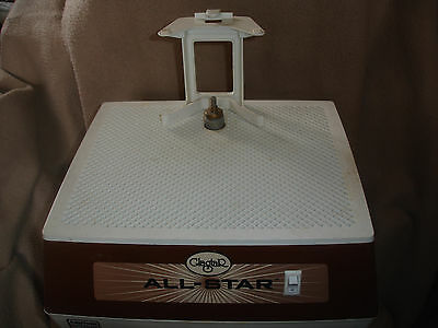 Glastar All-Star G8 Glass Grinder Stained Glass TESTED WORKING
