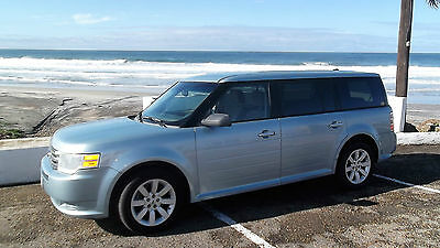 2009 Ford Flex SE Sport Utility 4-Door NICE & BEAUTIFUL 2009 FORD FLEX SE CLEAN TITLE FAMILY CAR 6 PASS. 3RD ROW