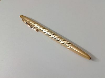 1960 18ct Solid Gold 750 Waterman ballpoint pen